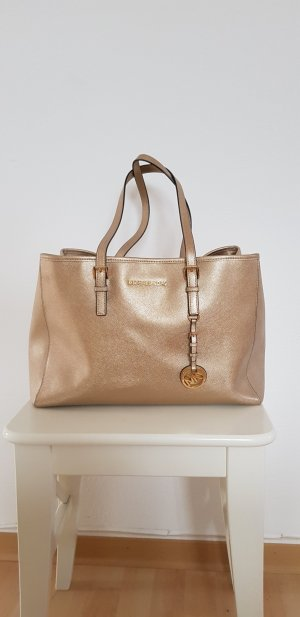 Michael Kors Shopper Gold