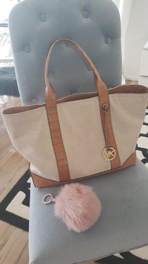 Michael Kors Shopper Handtasche braun