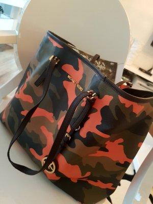 Michael Kors Shopper  Handtasche Camouflage Military