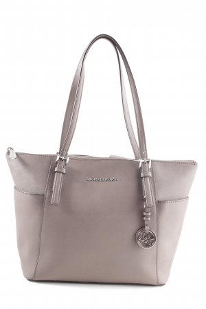 Michael Kors Shopper hellgrau Business-Look