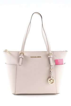 "Michael Kors Shopper ""Jet Set Item EW TZ Tote Soft Pink"" vieux rose"