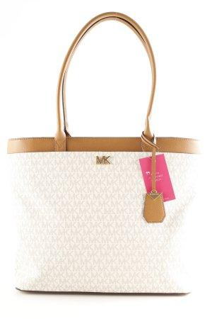 "Michael Kors Shopper ""Maddie LG NS Pocket Tote Vanilla"""
