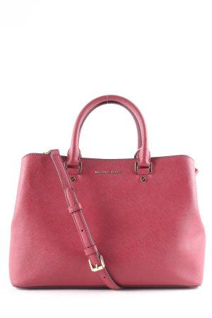 Michael Kors Shopper rostrot Street-Fashion-Look