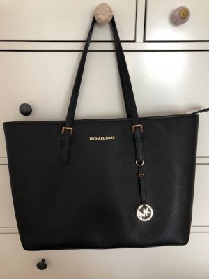 Michael Kors Shopper schwarz