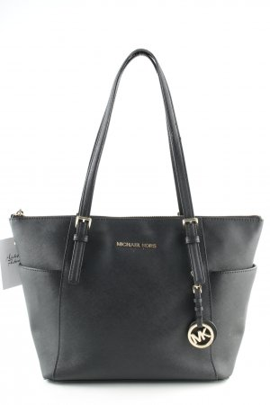 Michael Kors Shopper schwarz Street-Fashion-Look