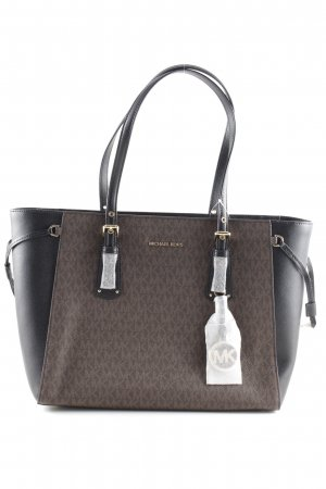 "Michael Kors Shopper ""Voyager MD Multifunctional TZ Tote Brown/Black"""