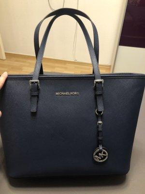 Michael Kors Shopping bag Tasche - neu - Blau schwarz