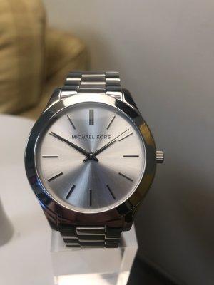 Michael Kors Silber Schlichte Damen Uhr