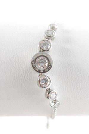 "Michael Kors Silberarmschmuck ""Ladies Logo Bracelet Silver*"" silberfarben"