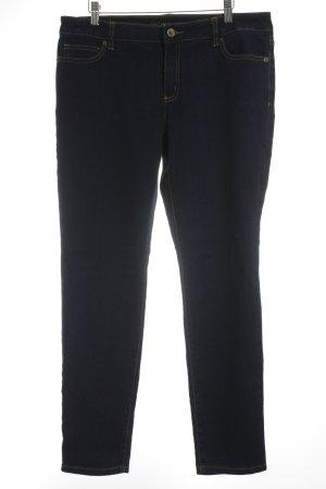 Michael Kors Skinny Jeans dunkelblau Casual-Look