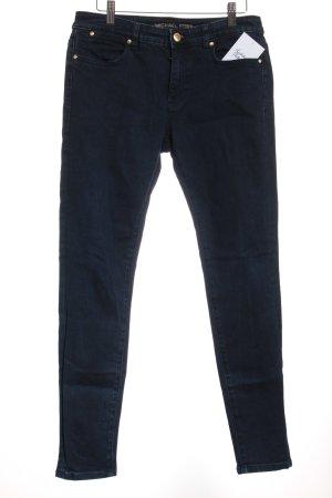 Michael Kors Jeans skinny blu scuro stile casual