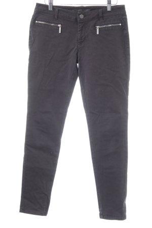 Michael Kors Skinny Jeans dunkelgrau Casual-Look