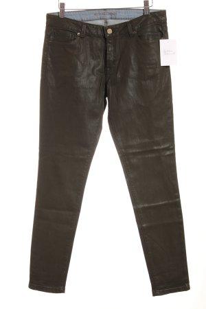Michael Kors Jeans skinny grigio-verde stile casual