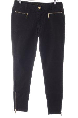 Michael Kors Skinny Jeans schwarz Casual-Look