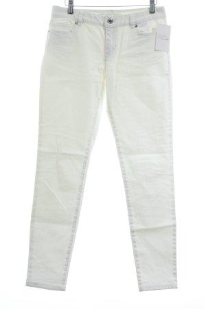 Michael Kors Skinny Jeans weiß Segel-Look