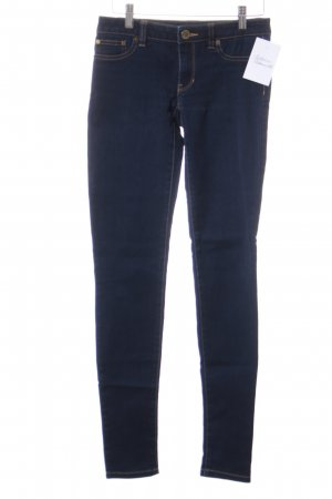 Michael Kors Slim Jeans dark blue casual look