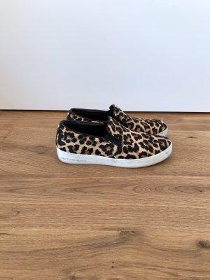 Michael Kors Sneaker slip-on multicolore Pelliccia