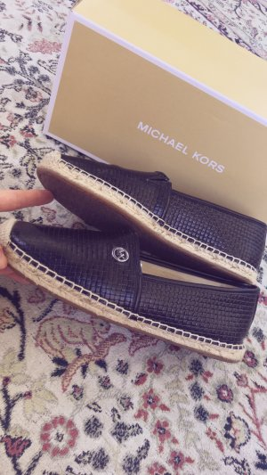 Michael Kors Pantofola nero-beige