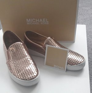 Michael Kors Slipper rose gold