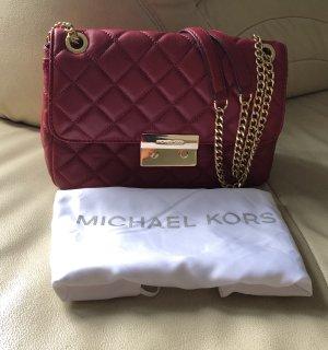 Michael Kors Sloan Tasche aus Leder