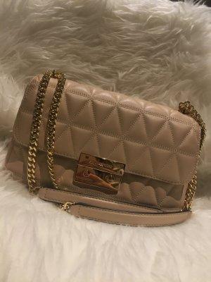 Michael Kors Sloan Tasche groß Creme nude Chanel