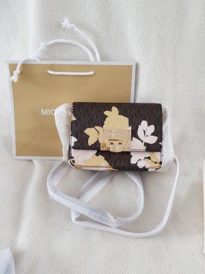 Michael Kors SM Clutch crossbody brown