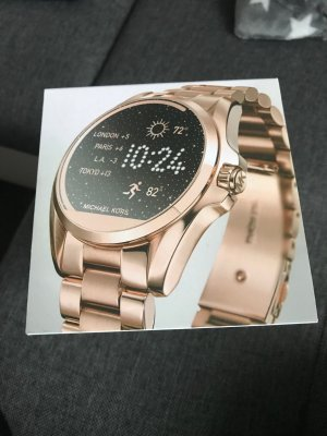 Michael Kors Smartwatch.