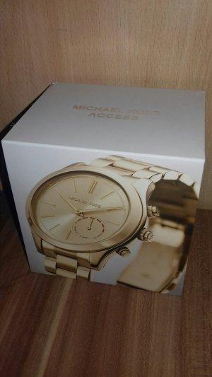 Michael Kors Smartwatch goldfarben neu /originalverschweisst mit Etikett !