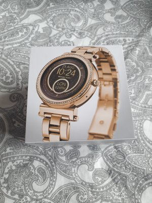 Michael Kors Smartwatch in Gold