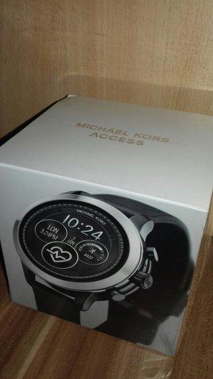 Michael Kors Orologio digitale nero-argento