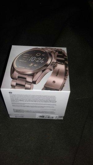 Michael Kors Smartwatch roségold neu mit Etikett und Rechnung NP 400 Euro !
