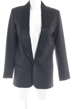 Michael Kors Smoking-Blazer schwarz Business-Look