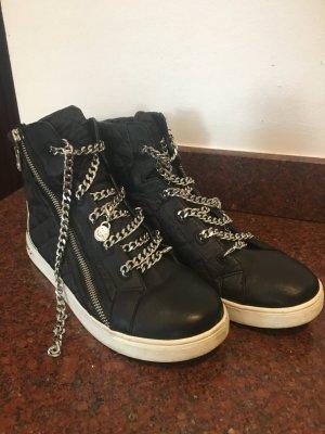 Michael Kors Sneakers zwart Gemengd weefsel