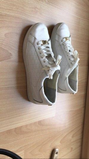 Michael Kors Sneaker 36 Weiß/Gold
