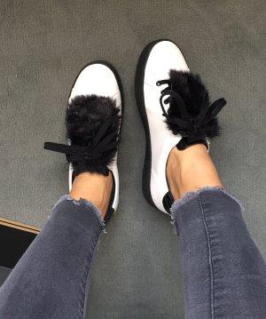 Michael Kors Sneaker mit Fell