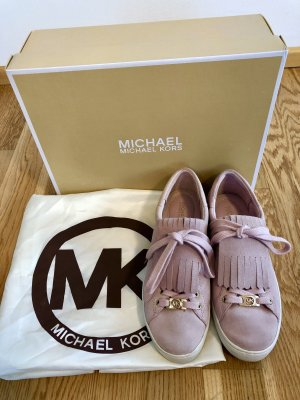 Michael Kors Sneaker Poppy Lace Up