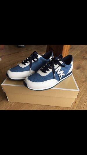 Michael Kors Sneaker Stanton Denim Gr. 39 38,5 NEU Sportschuhe