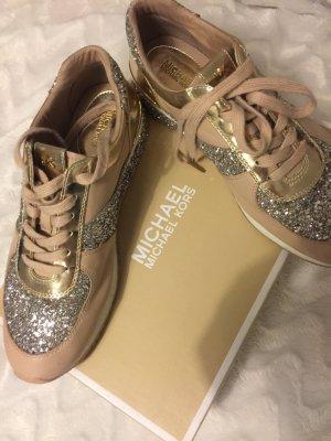 Michael Kors Sneakers 2x getragen - aus Leder