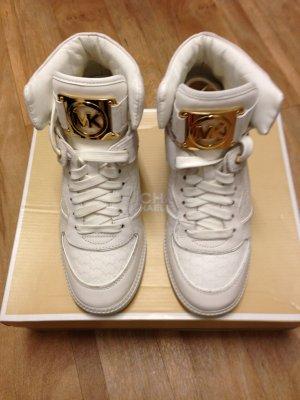 Michael Kors Sneakers Nikko High Top Gr: 8M
