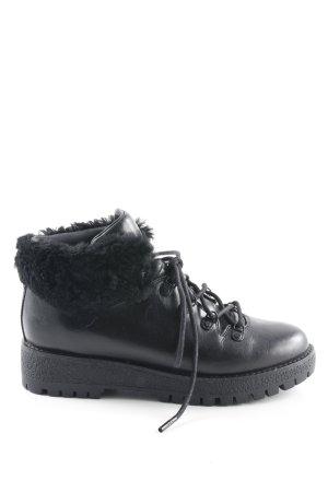 Michael Kors Bottes de neige noir style décontracté