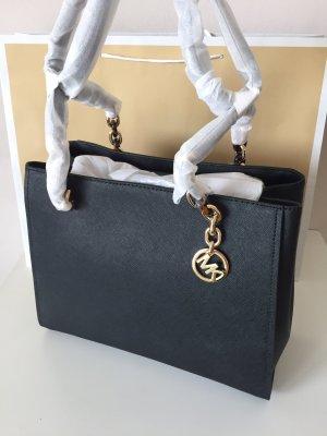Michael Kors Sofia Tasche Handtasche schwarz neu Leder Sofia