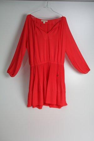 Michael Kors Vestido rojo claro