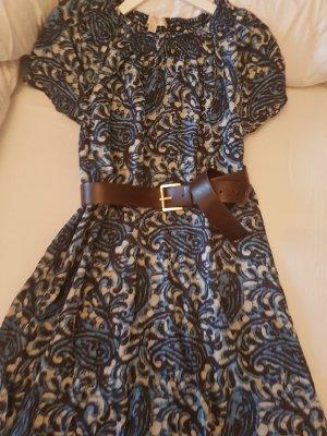 Michael Kors Sommerkleid mit Gürtel L