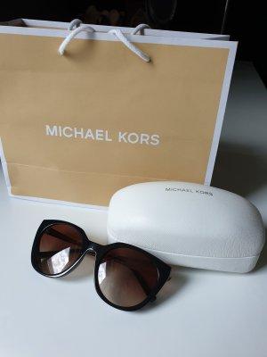 Michael Kors Gafas de sol redondas negro-color oro