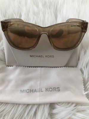 Michael Kors Occhiale da sole ovale oro