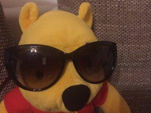 Michael Kors Retro Glasses brown-black