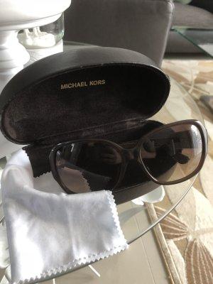 Michael Kors Sonnenbrille Braun elegant