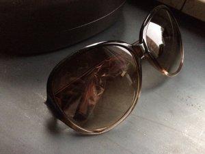 Michael Kors Occhiale antracite-marrone-grigio Materiale sintetico