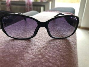Michael Kors Sonnenbrille, schwarz