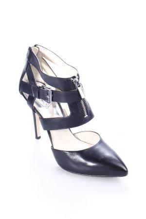 Michael Kors Spitz-Pumps schwarz klassischer Stil